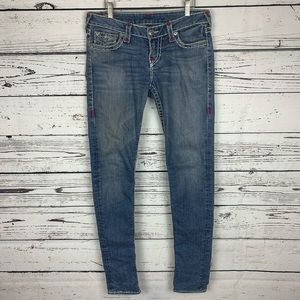True Religion Julie Skinny Jean